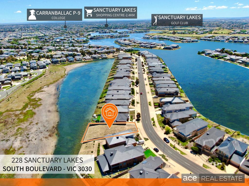 228 Santuary Lakes South Boulevard SANCTUARY LAKES VIC 3030